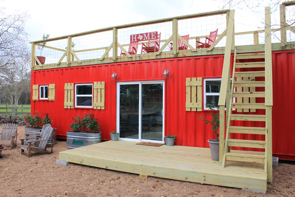 If You Think You Couldn T Live In A Shipping Container